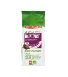 Café Sumatra MOULU bio & équitable
