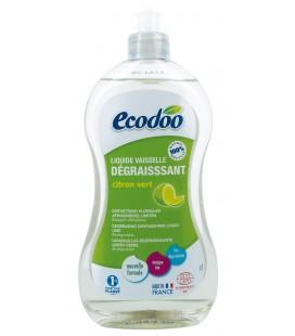 Liquide vaisselle dégraissant senteur menthe au vinaigre bio
