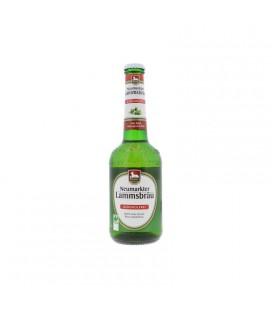 Bière Lammsbräu sans alcool bio