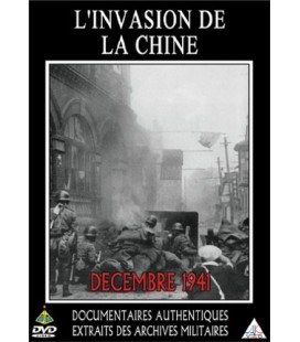 L'Invasion de la Chine - Décembre 1941