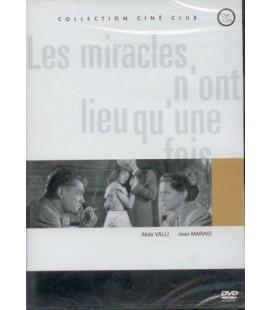 Les miracles n'ont lieu qu'une fois