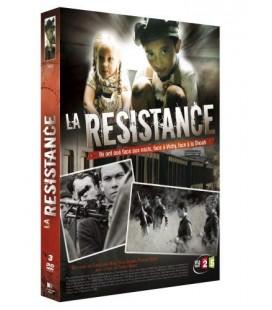 La résistance coffret 3 DVD