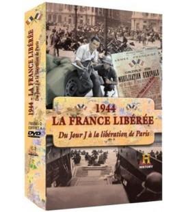 1944 La France Libérée, du Jour J à la Libération de Paris