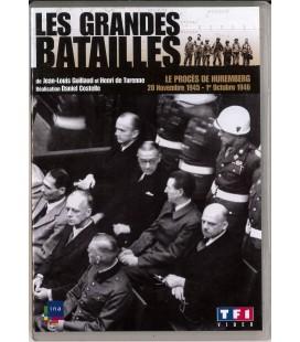 Les Grandes Batailles : Le Procès de Nuremberg