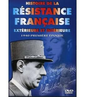 Histoire de la Résistance française vol. 1