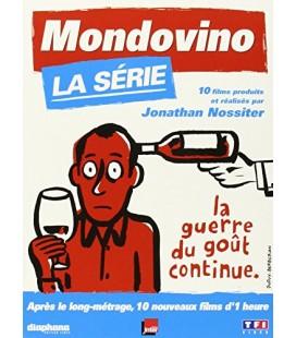 Mondovino La Saga Du Vin - Coffret 4 DVD