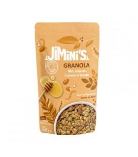 Le Granola - Miel, Amandes & Poudre d'Insectes
