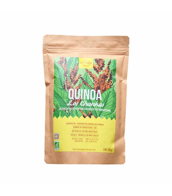 Quinoa Los Chankas Pérou Équitable & Bio