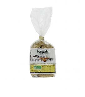 PROMO - Rochers Amandes-Vanille Ultra Croquants bio