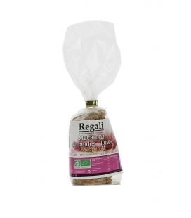 Macarons Amandes-Rose Ultra Moelleux sans gluten et bio