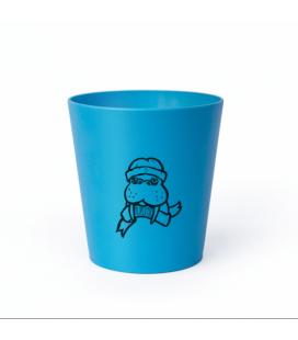 PROMO - Gobelets pour enfants bleu avec motif de morse ou de pirate