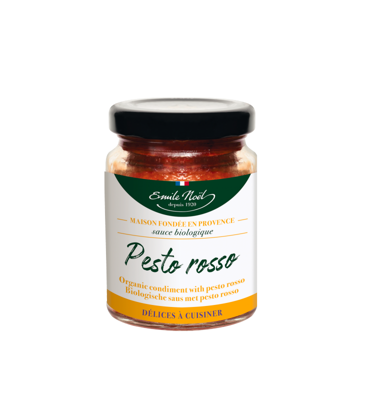 Pesto Rosso sauce Bio