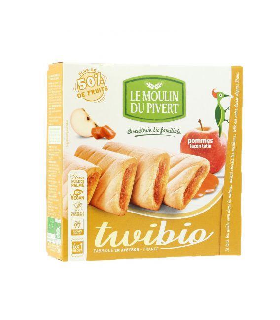 Twibio Pomme Façon Tatin bio & équitable