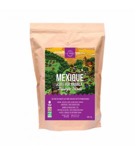 Café en Grains Triunfo Verde bio & équitable