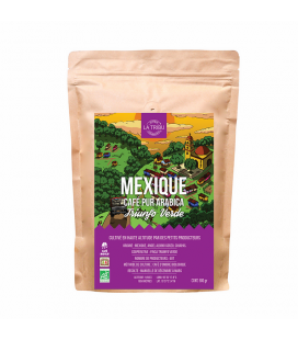 PROMO - Café Moulu Arabica Sanchirio bio & équitable