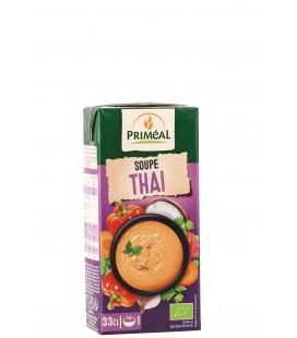 Soupe Thai bio