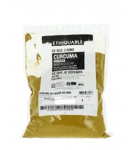 Curcuma du Kérala en poudre bio & équitable