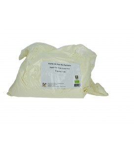 Farine de coco bio & équitable, 5 Kg