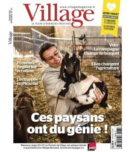 """Magazine """"Village"""" N°147 – Printemps 2021"""