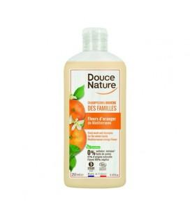 Shampooing Douche des familles Fleurs d'oranger