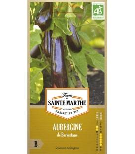 AUBERGINE de Barbentane AB - Semences reproductibles bio