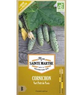 CORNICHON Vert Petit de Paris AB - Semences reproductibles bio