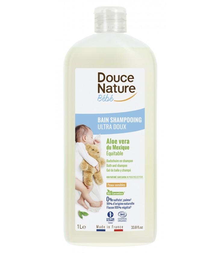 PROMO - Bain shampoing ultra doux sans sulfates, hypoallergénique