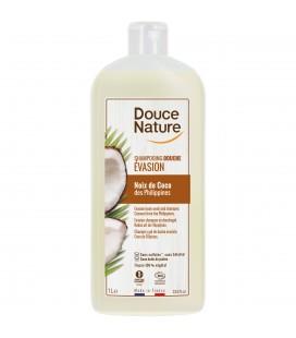 PROMO - Shampooing Douche Evasion Noix de Coco bio