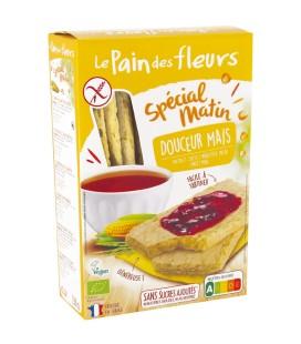 Tartines Spécial Matin au Maïs Gourmand sans gluten bio