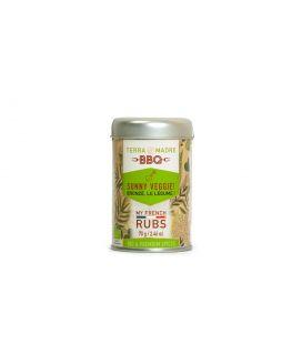 BBQ - Bronzé, le légume! - My French Rubs bio