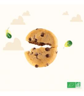 Cookies Fourré Praliné bio et équitable