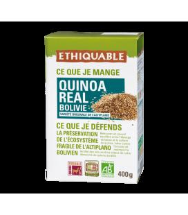Quinoa Real Bolivie bio & équitable