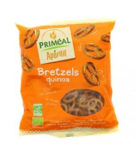 Bretzel quinoa à l'huile d'olive bio