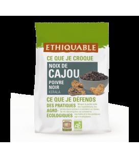 Noix de Cajou Grillées et Salées bio & équitable