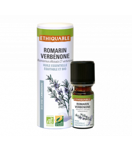 Romarin Verbenone - Huile essentielle bio & équitable