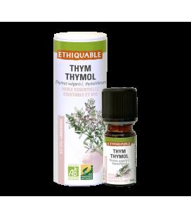 Thym Thymol - Huile essentielle bio & équitable