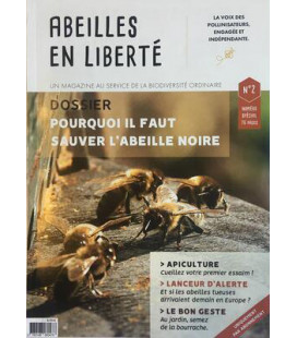 Terran Magazine - Abeilles en liberté N°1