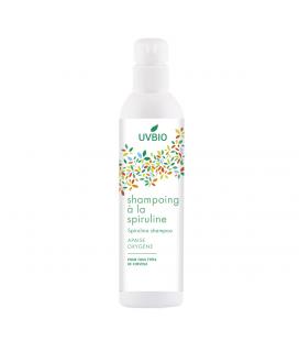 Shampoing à la spiruline bio