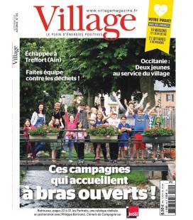 "Magazine ""Village"" août 2020 n°145"