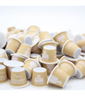 Capsules biodégradables de café bio OSCAR x15