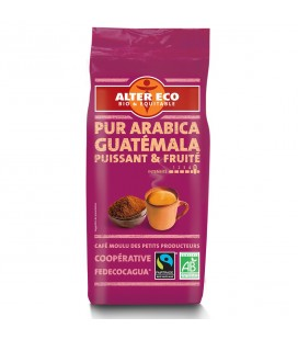 Café Pacaya GUATEMALA Pur Arabica bio et équitable - DERNIERS STOCKS