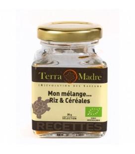 DATE DÉPASSÉE - Mon mélange... Riz et Céréales bio