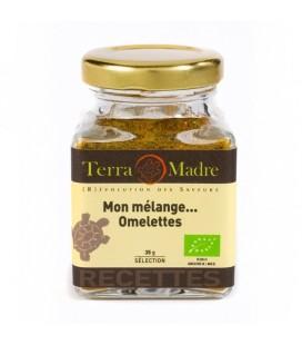 DATE DÉPASSÉE - Mon mélange... Omelettes bio