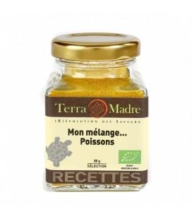 DATE DÉPASSÉE - Mon mélange... Poissons bio