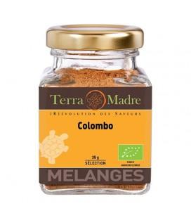 DATE PROCHE - Poudre de Colombo bio