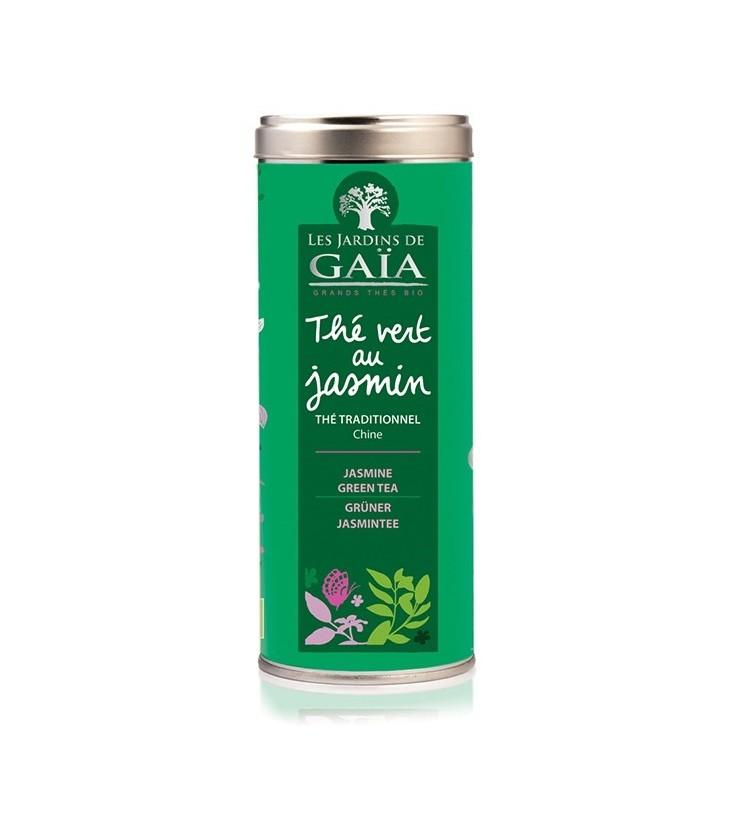 Thé vert au jasmin bio - DERNIERS STOCKS