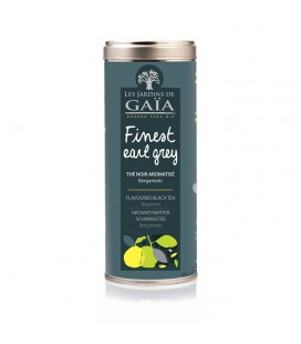 Finest Earl Grey - Thé Noir aromatisé (Bergamote) bio