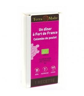 PROMO DÉCOUVERTE - Mélange d'épices Un dîner à Fort de France
