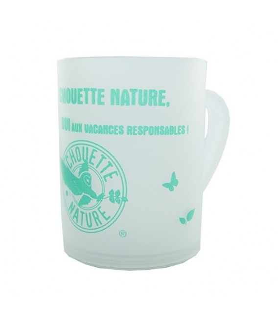 Tasse polypropylène Chouette Nature 30 cl - DERNIERS STOCKS