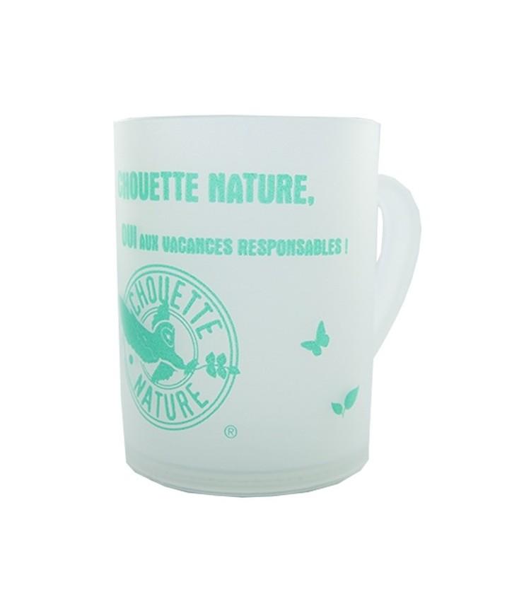PROMO - Tasse polypropylène Chouette Nature 30 cl - DERNIERS STOCKS